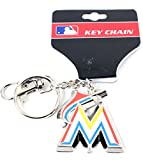 MLB Miami Marlins Team Logo Heavyweight Key Ring