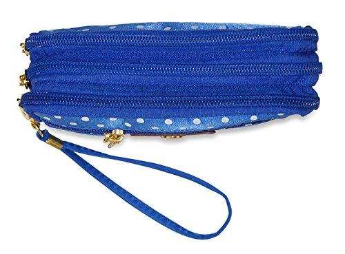 Private Label - Cinturino donna Royal Blue