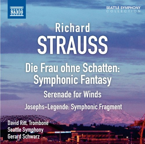 Strauss: Symphonic Fantasy on Die Frau ohne Schatten - Serenade, Op. 7 - Symphonic Fragment from Josephs Legende