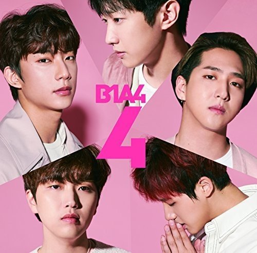 CD : B1A4 - 4: Limited (Limited Edition, Japan - Import, 2PC)