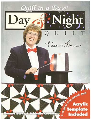 Quilt In A Day-Day & Night Quilt - Day Quilt Pattern