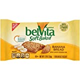 Nabisco belVita Soft Baked Breakfast Biscuits, Banana Bread, 1.76 Ounce (Pack of 8) Review