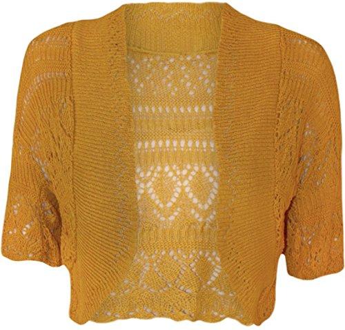 Bol Manches Knit Crochet Midi TM Womens Xq6xPqAw