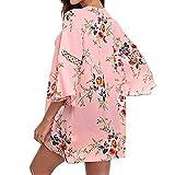 CUCUHAM Women Lace Floral Open Cape Casual Coat