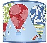 Illumalite Designs Hot Air Balloon Shade, 11-Inch