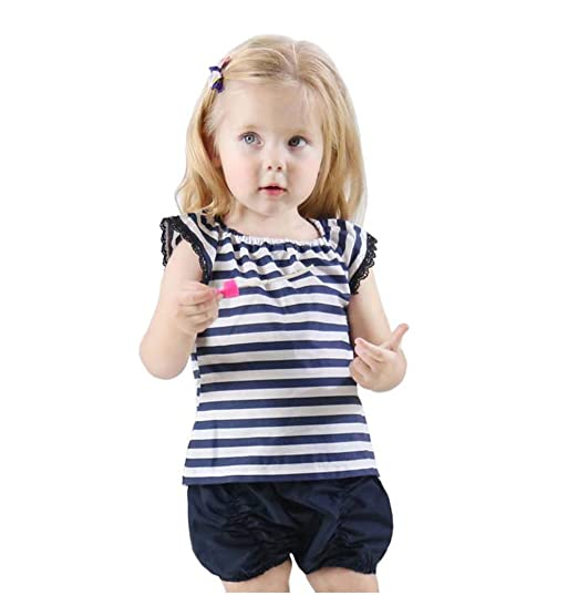 Girls 6-9 Months Top X 3 And Shorts X 1 Girls' Clothing (0-24 Months)