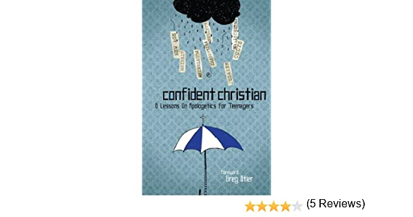 Workbook bible worksheets for middle school : Amazon.com: Confident Christian: 6 Lessons on Apologetics for ...