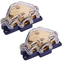Mocatrend FH-021 3-Way Power Distribution Block (2Pcs)