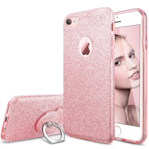 c963070bcc6 Amazon.com  iPhone 6   6s Case for Girls with Stand