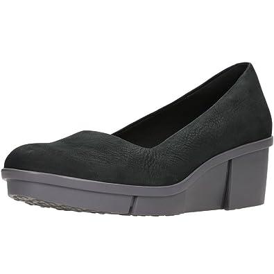 Sacs Clarks 5tqf5 Et Mae Black Pola Chaussures Nubuck q0YaSXxwa