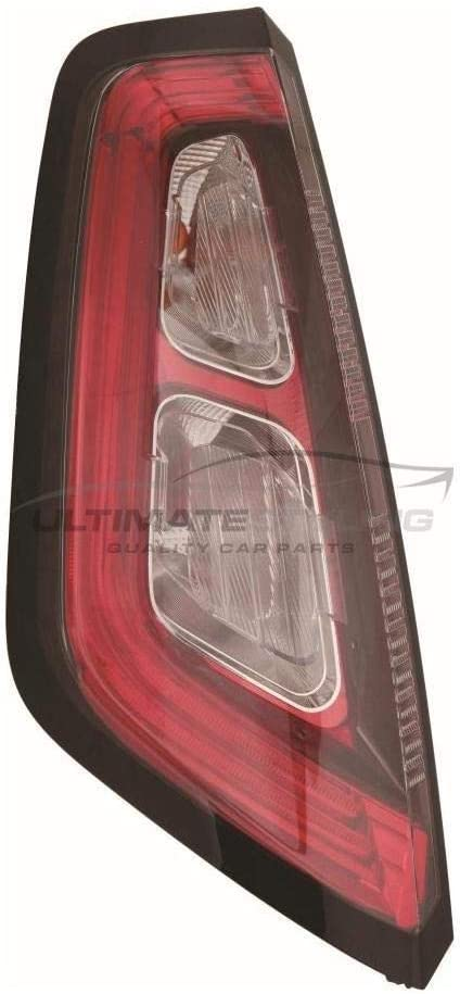 51849738 Reference OE//OEM Number s LED P21W PY21W Side Of Product Passenger Side s LH Ultimate Styling Aftermarket LED Rear Tail Light Lamp Without Bulb Holder Bulb Type