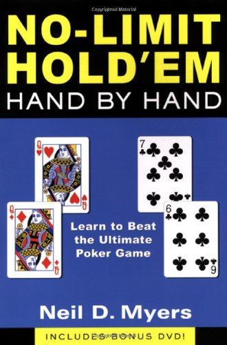 - No-Limit Hold'em Hand by Hand: Learn to Beat the Ultimate Poker Game (w/DVD)