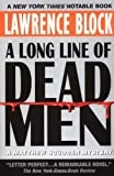 A Long Line of Dead Men, Lawrence Block and L. Block, 0380806045