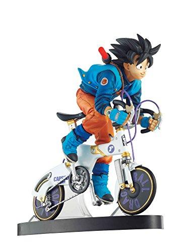 51Kv3DOVK5L - Megahouse Dragon Ball Z: Son Goku Real McCoy 02 Desktop Statue F Edition