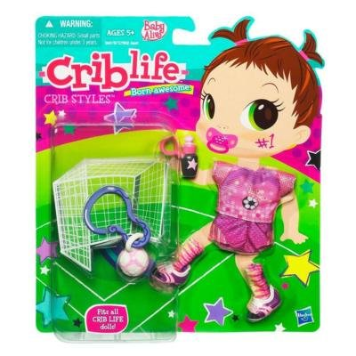 Baby Alive Crib Life Outfit – Soccer, Baby & Kids Zone