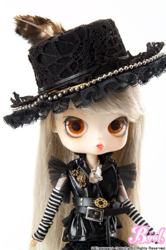 "Pullip Dolls Byul Steampunk Rhiannon 10"" Fashion Doll Accessory 5"