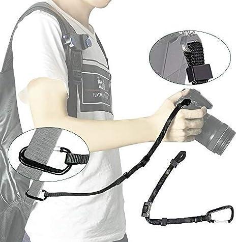 uonner Caso Prevención Digital Single Lens Reflex cámara Seguridad ...