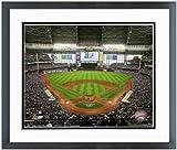 Milwaukee Brewers Miller Park MLB Stadium Photo 12.5' x 15.5' Framed