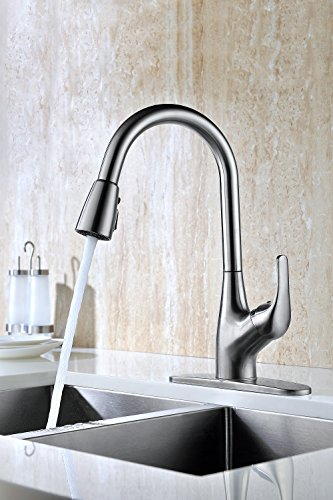 Best Single Handle Pull Out Down Sprayer Kitchen Sink
