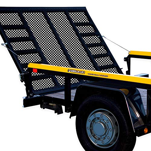 Gorilla-Lift 2-Sided Tailgate Lift Assist - Easily Raise and Lower Your Tailgate With One Hand -Model 40101042GS