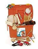 Fuzeau 9242 Malle de 16 Instruments Orange