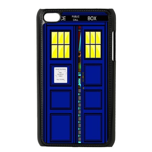 Mystic Zone Sci-fi Movie Theme Dr Who Snap-On Case for iPod Touch 4/4G/4th Generation Cover Carrying Cases P4KW00117 (Dr Who Ipod 4)