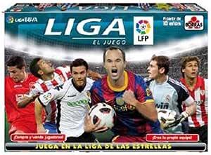 Educa Borrás 15118 - Liga El Juego 2011-12: Amazon.es: Juguetes y juegos