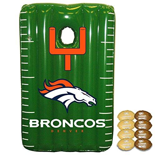 Fremont Die NFL Denver Broncos Team Toss Game Denver Broncos Nfl Tackle