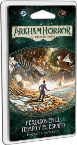 Fantasy Flight Games- Arkham Horror Lcg - Perdidos En El ...