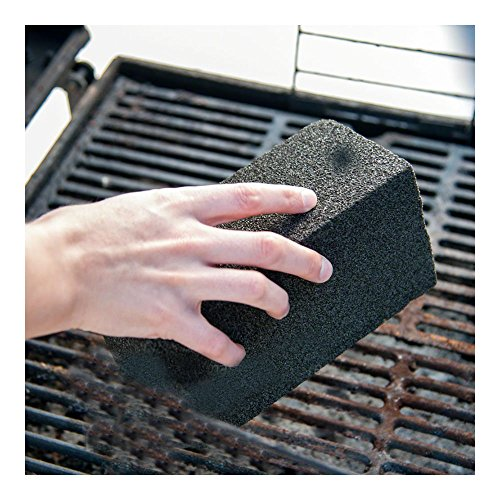 Grill Brick, Griddle/Grill Cleaner, BBQ Barbecue Scraper griddle Cleaning Stone U.S Top SelleR!