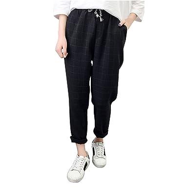 dbe8ceb8c077 RAINED-Fashion Women Casual Harem Pants