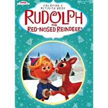 Rudolph the Red-Nosed Reindeer Coloring & Activity Book.