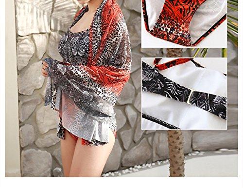 triangolo Bikini RBB triangolo bagno XL conoined Costume bagno Phi donna da Come Sexy Halter da mostrato 2018 costume qBvqgR