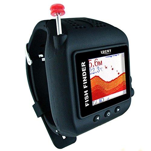 Lucky Wireless Sonar Sensor for Fish Finder Items (FF-518RU)