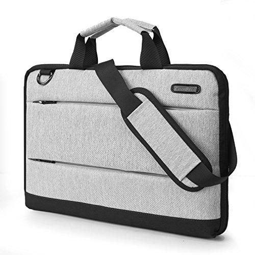 CoolBELL Laptop Shoulder Bag 13.3 inch Messenger Bag Lightwe
