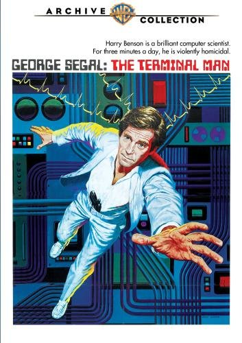 Terminal Man George Segal product image