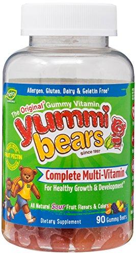 Yummi Bears Vegetarian Multi Vitamin Mineral product image