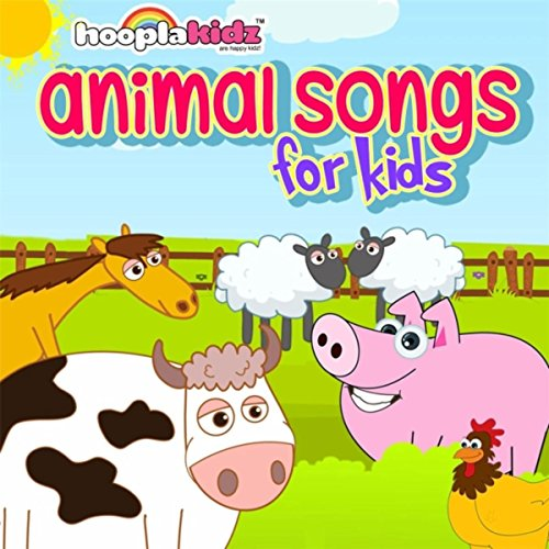 Farm Animals Finger Family -