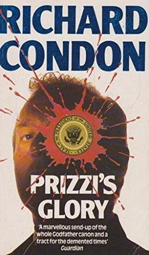 book cover of Prizzi\'s Glory