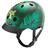 Nutcase -  Little Nutty Bike Helmet for Kids, Dart Frogs