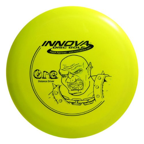 Innova Disc Golf DX Orc Golf Disc, 165-169gm (Colors may - Orc Disc Golf
