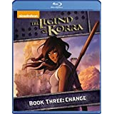 Legend of Korra: Book Three - Change [Blu-ray] by Nickelodeon