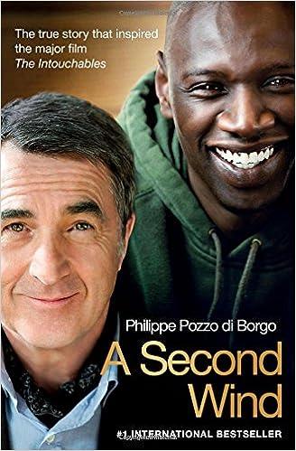 A Second Wind: Amazon co uk: Philippe Pozzo di Borgo