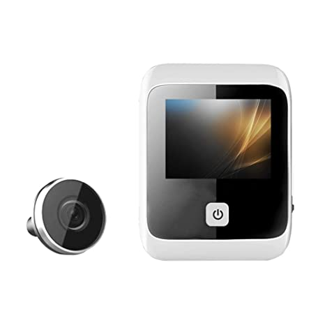 Buy Kanazawa Wireless HD 720P Door Peephole Digital Monitor Security