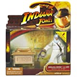 Indiana Jones Deluxe Figure: Indiana Jones with Ark