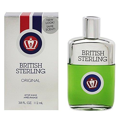 Sterling Cologne British Splash (British Sterling By Dana For Men. Aftershave 3.8-Ounces)
