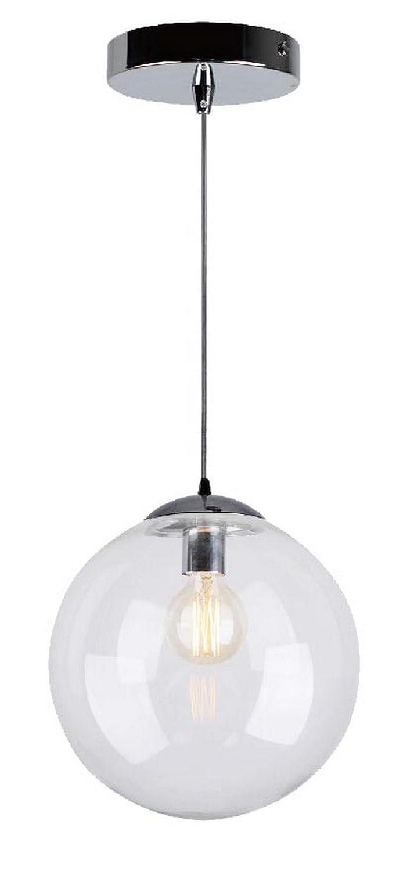 Luminaria Colgante Esfera, Vintage/Satin