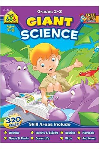 GIANT Science Grades 2-3: Diane C. Ohanesian, Julie Hall, Kim ...