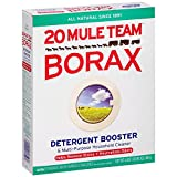 20 Mule Team Borax Natural Laundry Booster, 65 oz - 12 Pack