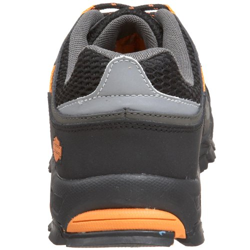 Harley-Davidson de Chase Caminante de la motocicleta del Athletic Black/orange